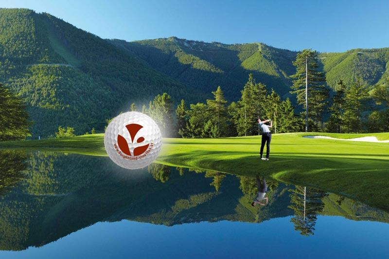 Golfspielen rund um Campanell